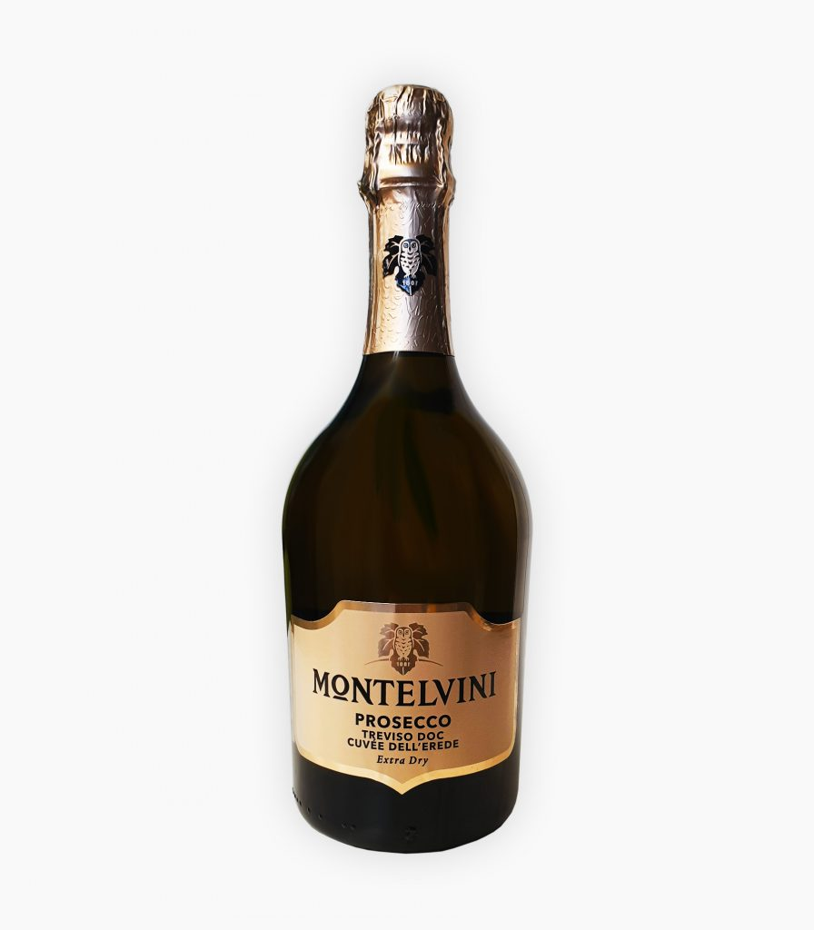 MONTELVINI PROSECCO TREVISO CUVÉE DELL'EREDE EXTRA DRY DOC ...